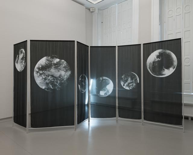 Xue Mu, 'A Childish Nothingness: Tile Stories, The Davids, The Bathtub Planets,' 2004, de Appel arts centre