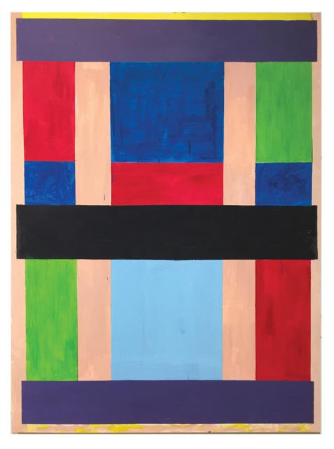 Thornton Willis, 'target', 2021, Painting, Acrylic on canvas, Elizabeth Harris Gallery