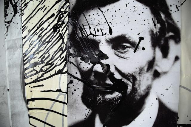 , 'Bart and Lincoln,' 2015, Kunstraum Innsbruck