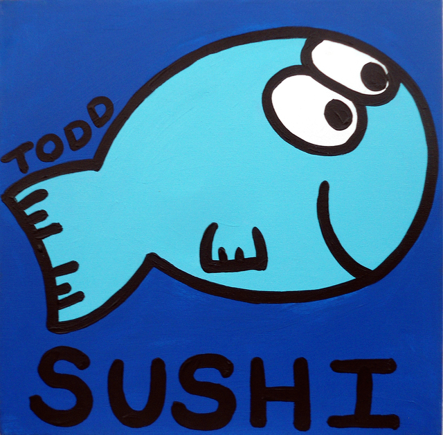 , 'Sushi,' , The Ross Art Group Inc.