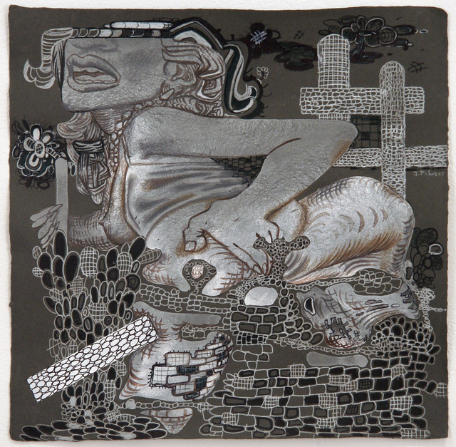 J. Fiber, 'TLC', 2007, Pierogi