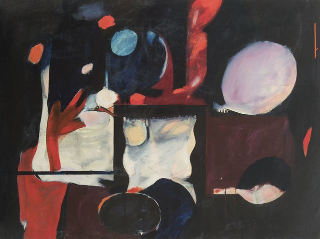 , 'Of the Square and by the Night,' 1956, Hollis Taggart Galleries