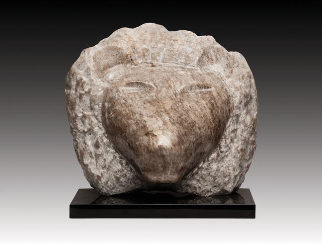 , 'Lion Head II,' , Robert Hooke Sculpture Gallery