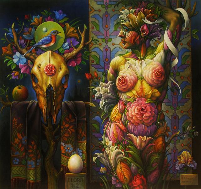 , 'Flora # 2,' 2014, Spalding Nix Fine Art