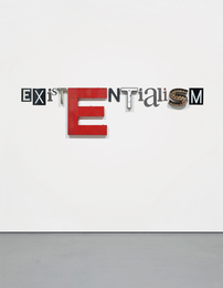 Jack Pierson, 'Existentialism,' 2000, Phillips: 20th Century and Contemporary Art Day Sale (November 2016)