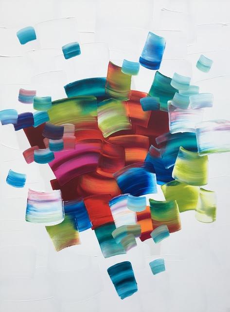 , 'Swirl,' 2018, Artspace Warehouse