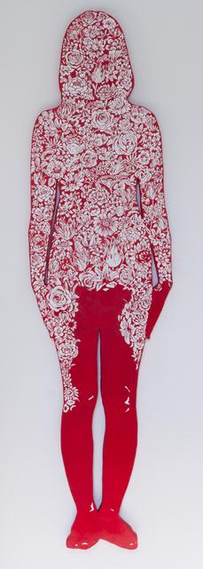 , 'Silhouette of Flowers 2,' 2011, Micheko Galerie
