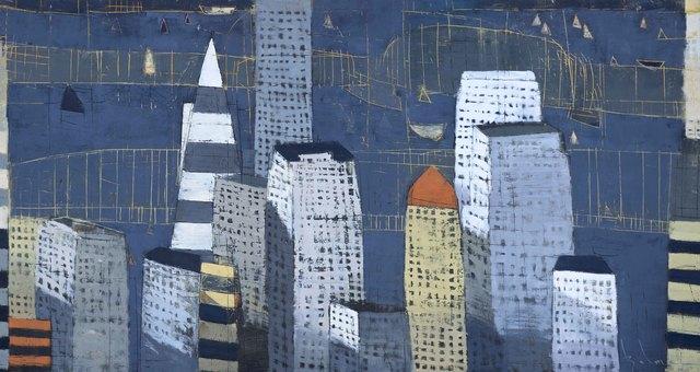 , 'Deep Blue Bay ,' 2017, Caldwell Snyder Gallery