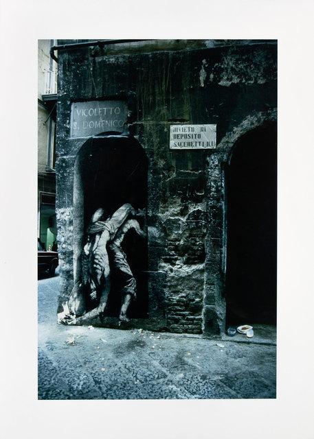 , 'Naples, épidémie,' 1990, Urban Spree Galerie