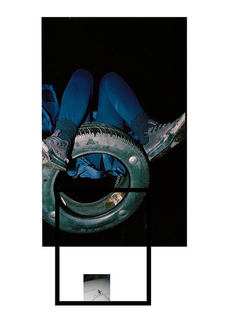, 'Fragment #3,' 2013, Galerie Les filles du calvaire