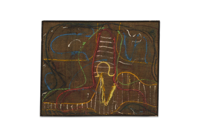 , 'Untitled,' 1958-1964, Axel Vervoordt Gallery
