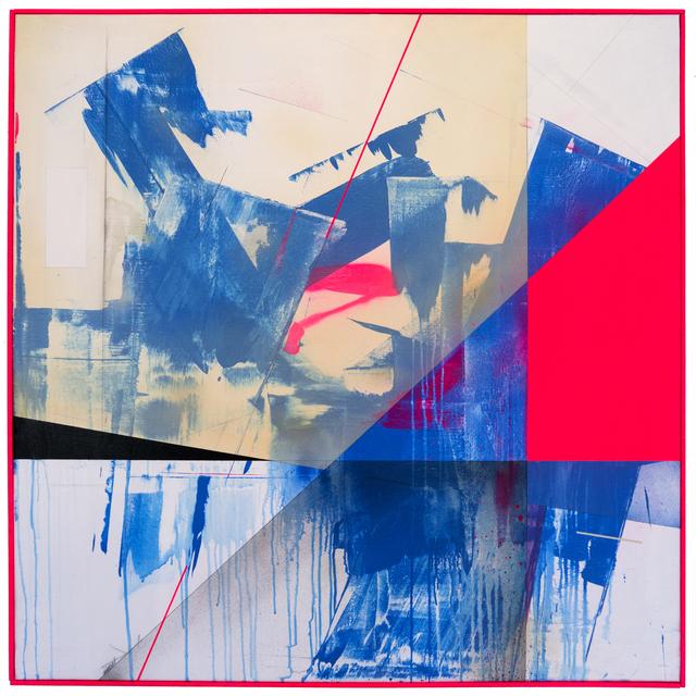 , 'Triangularity III,' 2015, Galerie Matthew Namour
