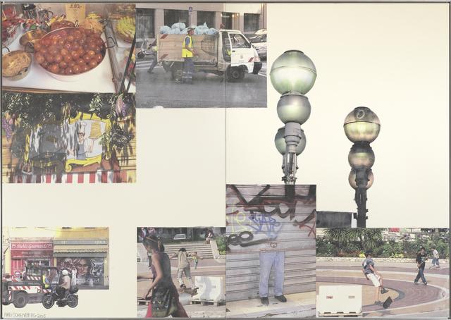 , 'Roundabout (Scenarios),' 2005, de Sarthe Gallery