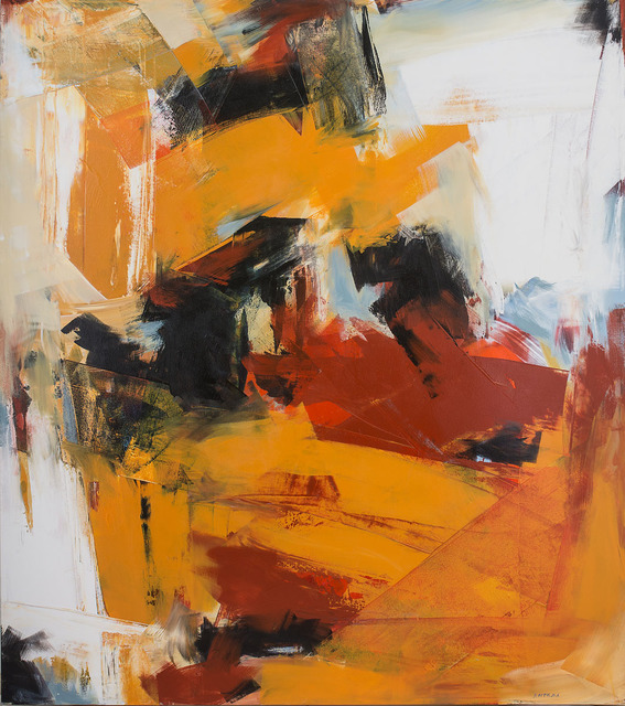 , 'Landscape #54,' 2018, Steidel Contemporary