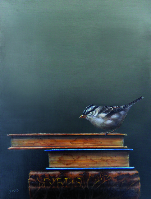 , 'Finding the Right Book,' , Trailside Galleries