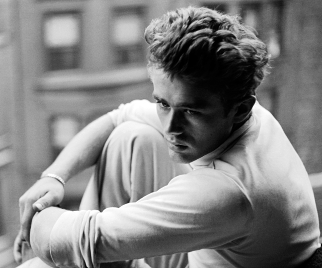 , 'James Dean, 68th St Apartment, NYC,' ca. 1954, Classic Stills