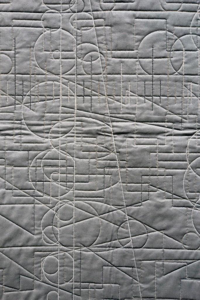 Detail of Generative Textile Drawing (lg1)