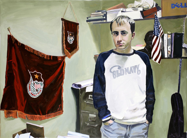 Yevgeniy Fiks, 'Portrait of Dan Margolis (Communist Party USA)', 2007, Winkleman Gallery