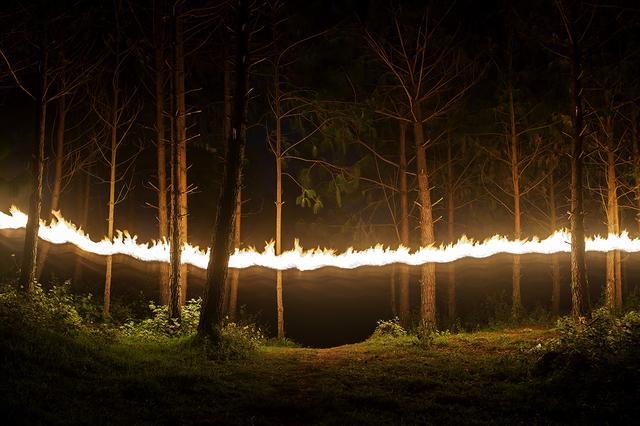 , 'Iluikak: Baliza de fuego,' 2016, Almanaque