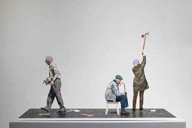 , 'Tragedia,' 2017, Isabel Croxatto Galería