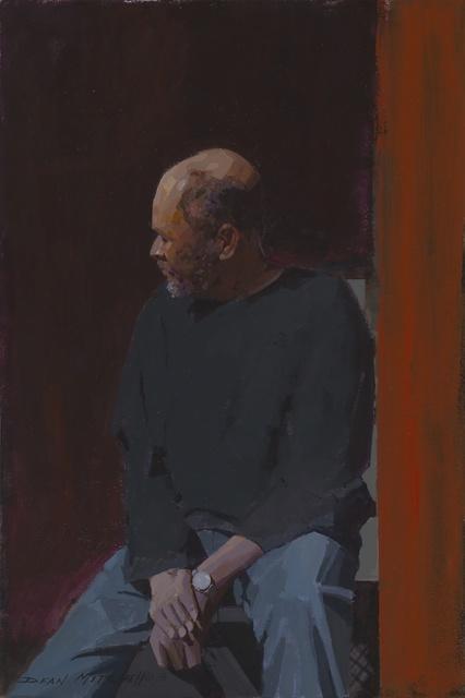 , 'Bob Ragland,' 2018, Mac-Gryder Gallery