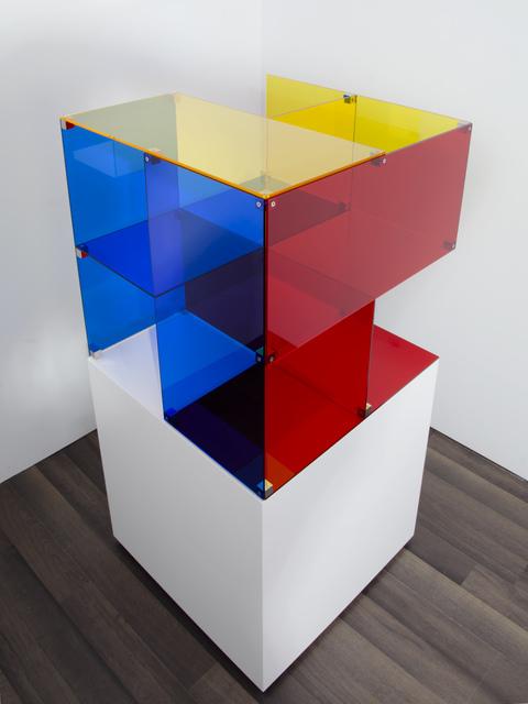 , 'Cubo XIII,' 2015, Galería Cayón