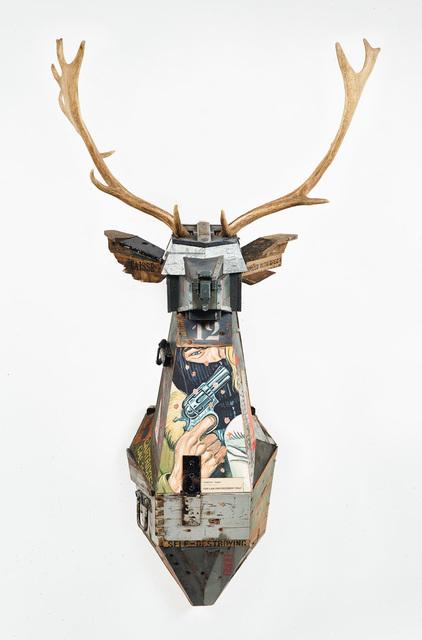 , 'Massacre VII,' 2016, Marina Gisich Gallery