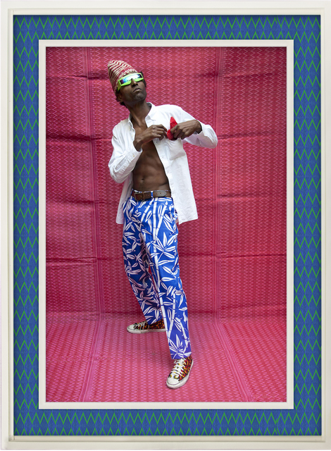 Hassan Hajjaj, 'Keziah Jones', 2011, Taymour Grahne