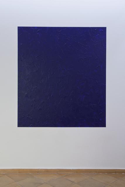 , 'Oltremare (mentre oltremare verso mezzogiorno appare),' 1979-2017, Vistamare