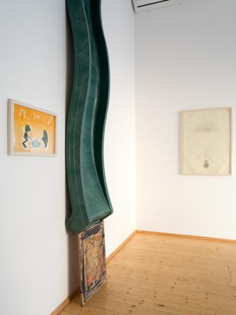 , 'line,' 2016, VILTIN Gallery