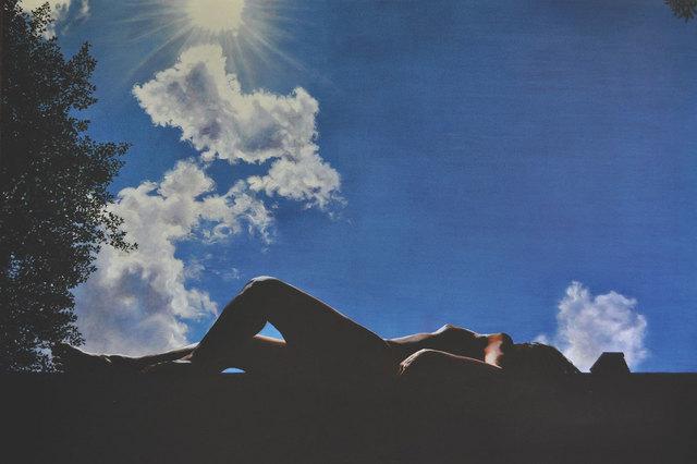 , 'Basking,' , Sirona Fine Art