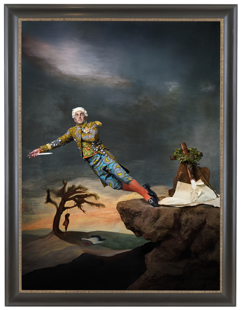 , 'Fake Death Picture (The Suicide – Leonardo Alenza),' 2011, Goodman Gallery