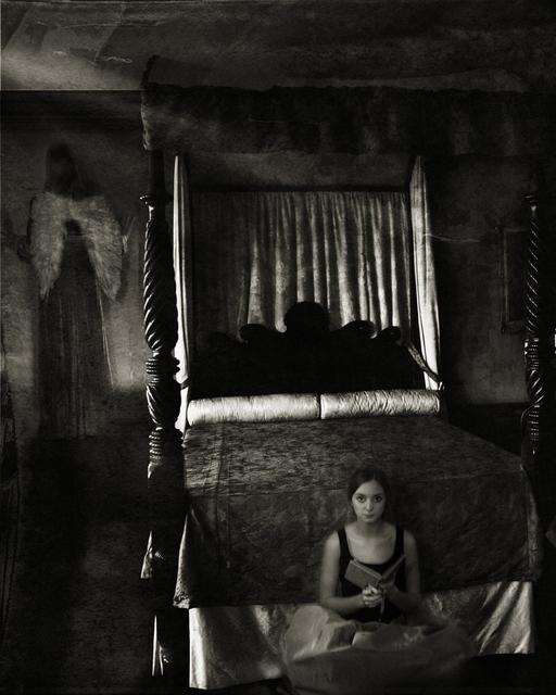 , 'Bedtime Story,' 2012, Paraphé