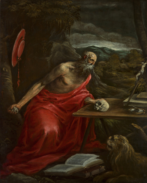 , 'Penitent St. Jerome,' , Robilant + Voena