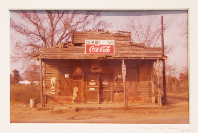 , 'Untitled (Coleman's Cafe) ,' 1971, David Lusk Gallery
