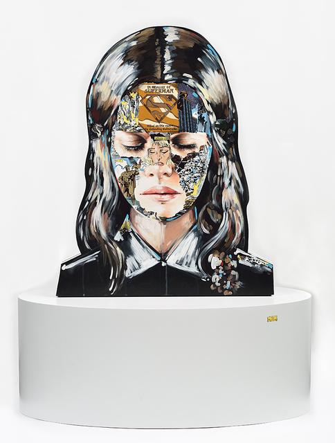 , 'La Cage et le commencement,' 2015, Jonathan LeVine Projects
