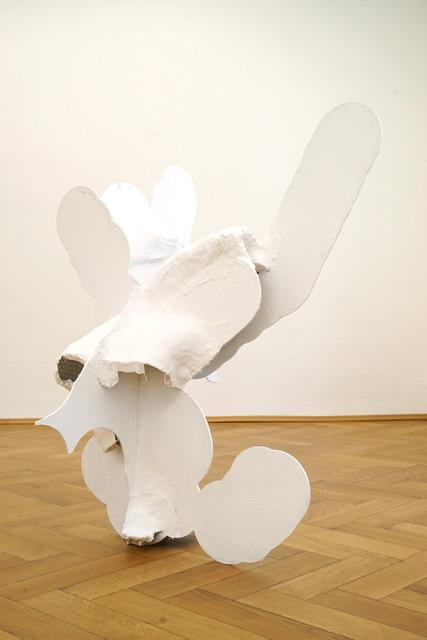, 'Untitled (.Skulptur),' 2018, Galerie Britta von Rettberg