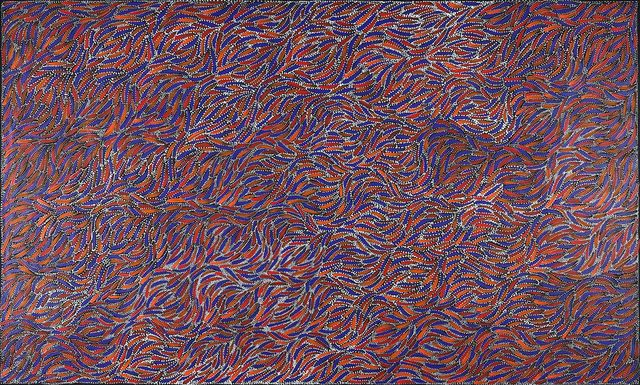 Rosemary Petyarre, 'Bush Medicine Leaves', 2016, Wentworth Galleries