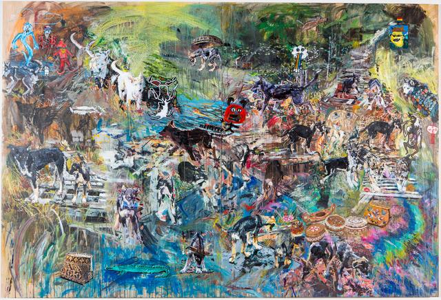 , 'Cranberry Lake,' 2017, Abmeyer + Wood Fine Art