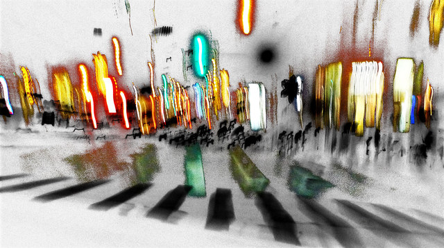 , 'roadway/conversations #1,' , Exhibit No. 9