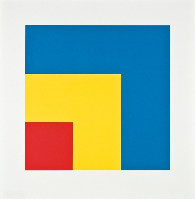 , 'Red Yellow Blue,' 1999-2000, Gregg Shienbaum Fine Art