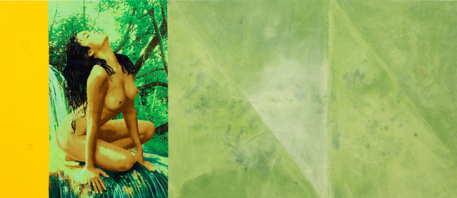 , 'Amazons (Painting VI),' 2014, Thomas Dane Gallery