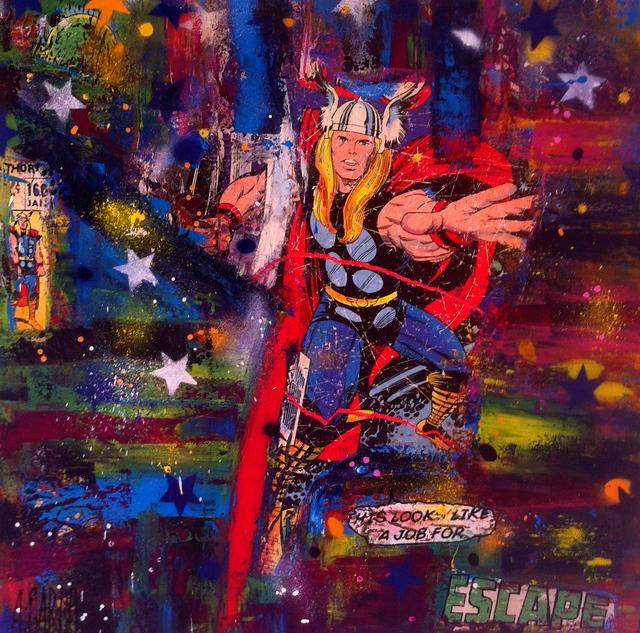 , 'Thor,' 2016, Samhart Gallery