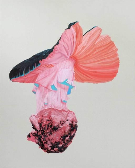 Ray Cicin, 'Black Amanita', Painting, Oil on canvas, Maison Depoivre