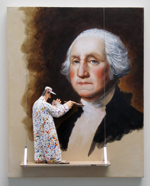 , 'George Washington - Stuart ,' , Zenith Gallery