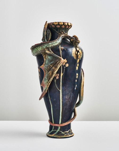 , 'Dragon Vase,' 1897-1900, Jason Jacques Gallery