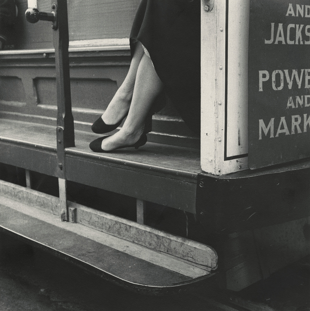 , 'Cable Car,' 1956, Lee Gallery