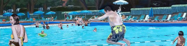 , 'Jumper ,' 2016, Lyons Wier Gallery