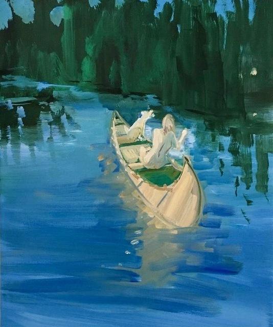 Deborah Brown, 'Back Paddle', 2019, The LODGE