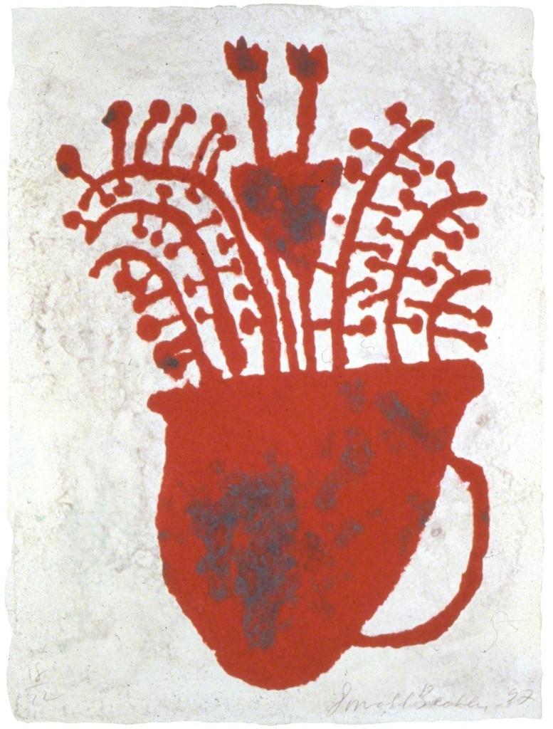 Pompeiian Flowers